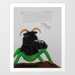 Ganth Art Print