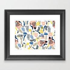 Erkins Framed Art Print