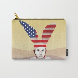Mixed emotions Carry-All Pouch