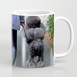 Poodle Parade Coffee Mug