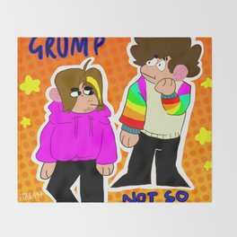 Game grumps Throw Blanket