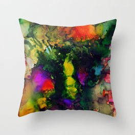 Ink 116 Throw Pillow