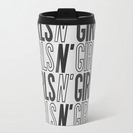 GIRLS N' GIRLS Travel Mug