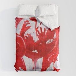 Hands of fate Comforters