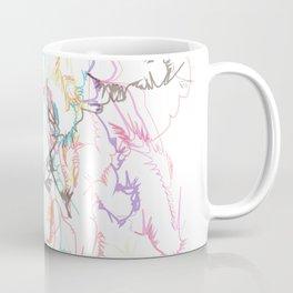 Exploading dancer Coffee Mug