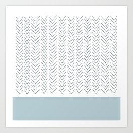 Coit Pattern 1 Art Print