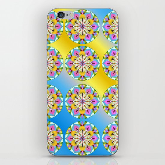 Let the Sun Shine in! iPhone & iPod Skin