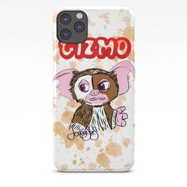 GIZMO - GREMLINS ILLUSTRATION  iPhone Case