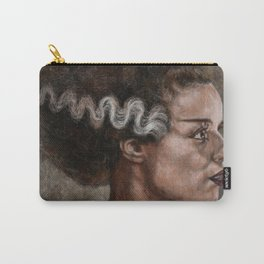 Elsa Lancester is 'The Bride of Frankenstein' Carry-All Pouch