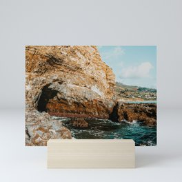 Abalone Cove - Palos Verdes Panorama Mini Art Print
