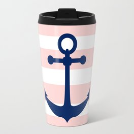 AFE Nautical Navy Ship Anchor Travel Mug