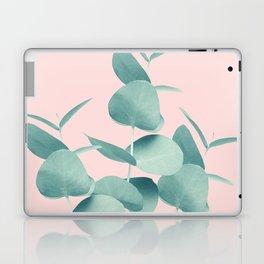 Eucalyptus Leaves Green Blush #1 #foliage #decor #art #society6 Laptop & iPad Skin