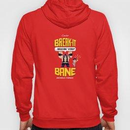 Break-It Bane w/ Build-It Bruce variant Hoody