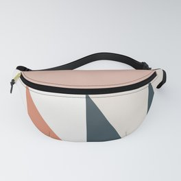 Cirque 04 Abstract Geometric Fanny Pack