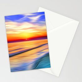 In the Bay Stationery Cards