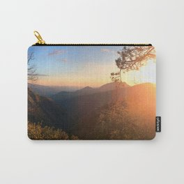 Kings Canyon Sunset Carry-All Pouch