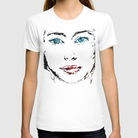 no face T-shirts featuring face by Artemio Studio