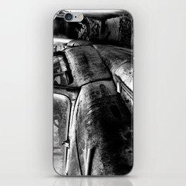 Rust iPhone Skin
