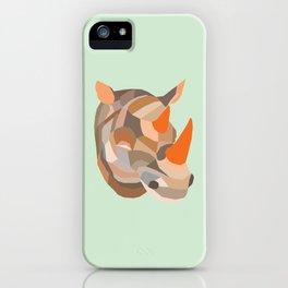 URBAN RHINO iPhone Case