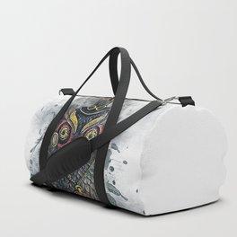 Steampunk Owl Duffle Bag