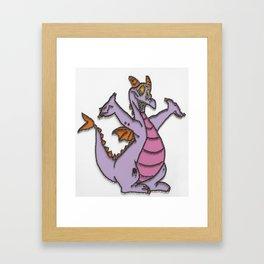046: Figment - 100 Hoopies Framed Art Print