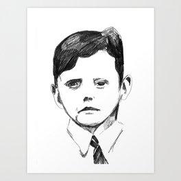 Once Children Art Print