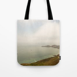 Coastal Drive Tote Bag