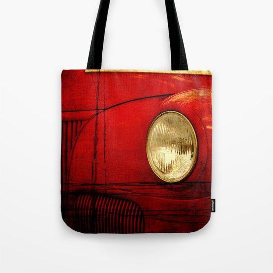 Heart Of Steel Tote Bag