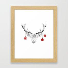It's Christmas Time Framed Art Print