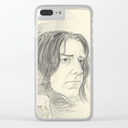 Magick Lives Forever Clear iPhone Case