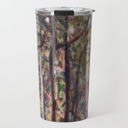 The Australian forest Travel Mug