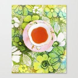 Fancy A Cuppa? Canvas Print