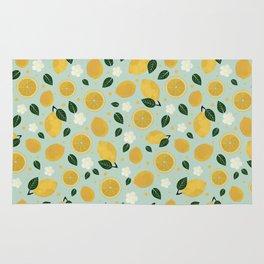 Summer Lemon Rug