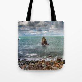 Rhoscolyn Coastline Anglesey Tote Bag