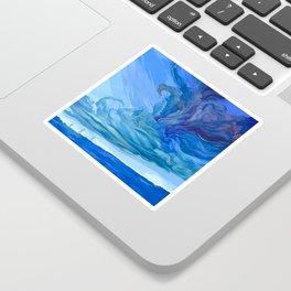 Clouds 5 Sticker