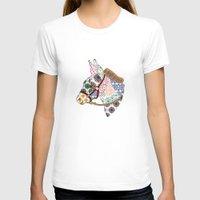donkey T-shirts featuring DONKEY by Mai Kurihara