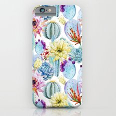 Boho Cactus iPhone 6s Slim Case