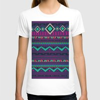native T-shirts featuring Native by Nika