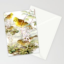 Yellowhammer Stationery Cards