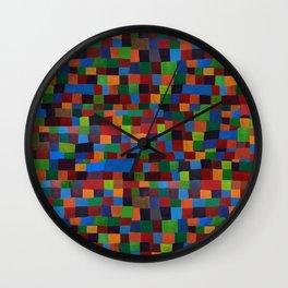 Reorientation Wall Clock