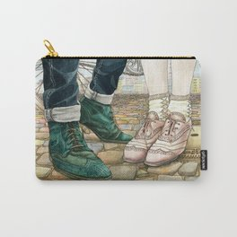 Brogues for a date Carry-All Pouch