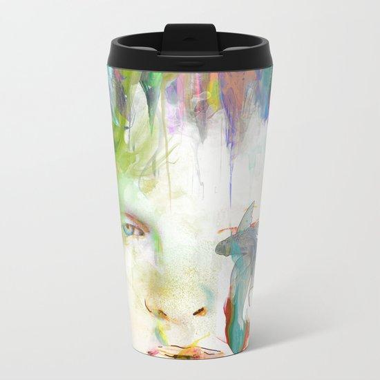 Organic Metal Travel Mug