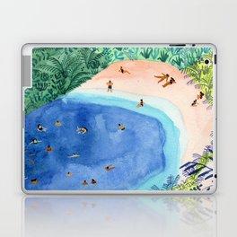 French Paradise Laptop & iPad Skin