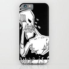 woe is me iPhone 6s Slim Case