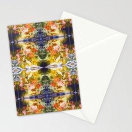 Marigold Photographic Pattern #2 Stationery Cards