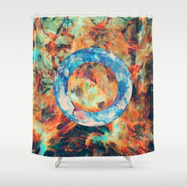 Sphère Shower Curtain