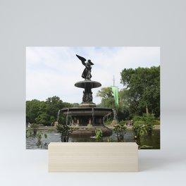 Angel Of The Waters Mini Art Print