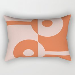 Ping Pong Rectangular Pillow