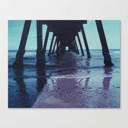 Glenelg Pier Canvas Print