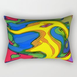 To Dance Rectangular Pillow